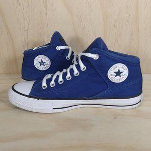Converse Chuck Taylor All Star Hi Blue Size 7.5